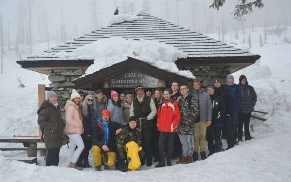 Tatranskí rytieri na zaslúženou výlete