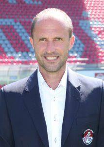 Jozef Mores, koordinátor mládeže FK ŽP