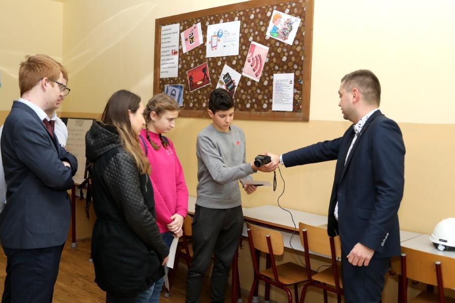 Uchádzačov o štúdium sa odprezentovalo aj ŽP VVC s.r.o.