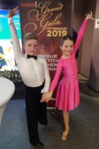 Sebastián a Miška sa umiestnili na krásnom, 12. mieste