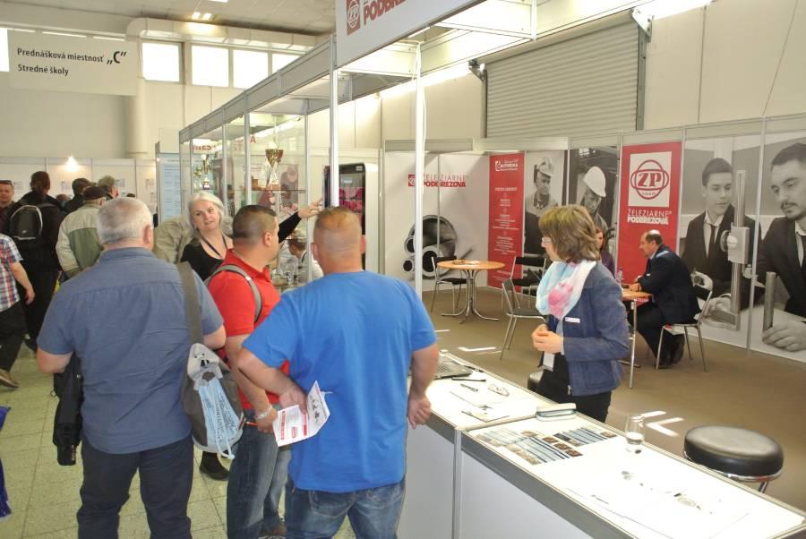 Železiarne Podbrezová patria na Veľtrhu práce Job Expo k najväčším vystavovateľom