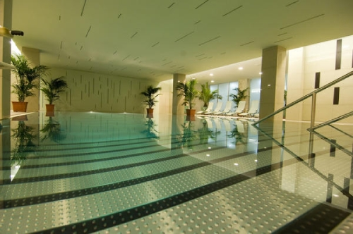 Kúpeľný dom Aqua