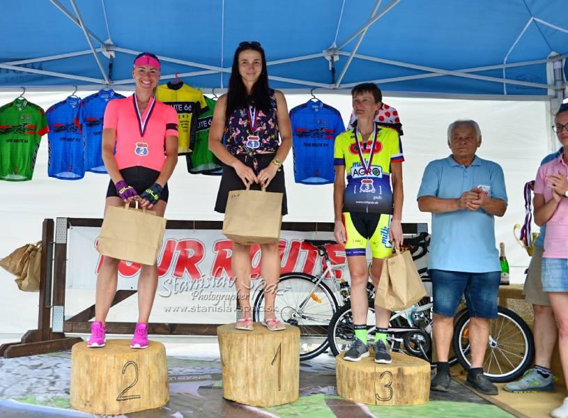 V nedeľu, 16. júna, sa v Brezne konal 4. ročník cestných cyklistických pretekov jednotlivcov. Na štart dlhej trate 107 km sa postavilo 95 pretekárov, na štart krátkej trate 59 km sa postavilo 76 pretekárov. V pelotóne nechýbala ani zamestnankyňa ŽP Informatika, Jana Vonkomerová, ktorá zo žien obsadila 1. miesto.