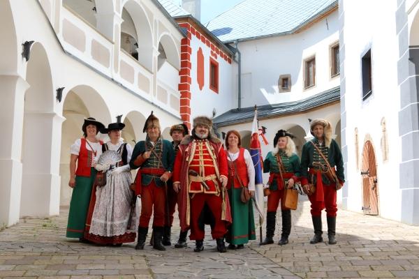Hornoliptovský kurucký regiment Vavrišovo