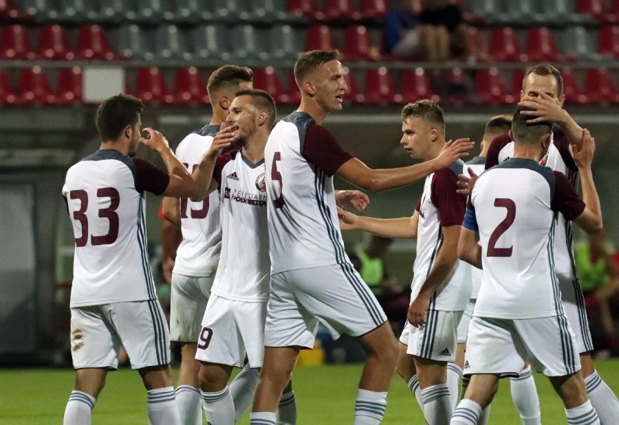 V domácom zápase s Liptovským Mikulášom sme sa z gólu radovali štyrikrát.
