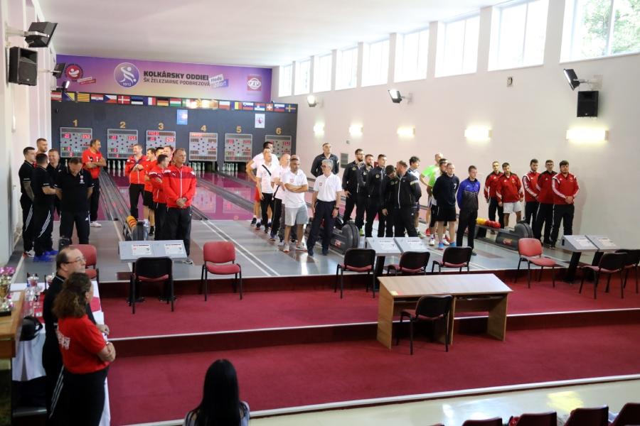 Aj tento rok štartovali na medzinárodnom kolkárskom turnaji ŽP Cup kvalitní hráči.