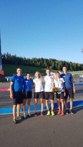 Reprezentačná výprava Slovenska na svetovom šampionáte v Bielorusku