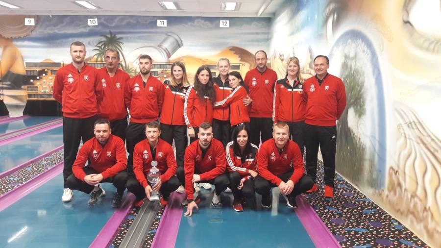 Kolkársky oddiel ŠK Železiarne Podbrezová na Svetovom pohári družstiev v Ludwigshafene