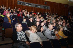 Koncert zaujal divákov rôznych vekových kategórií. Foto: I. Kardhordová