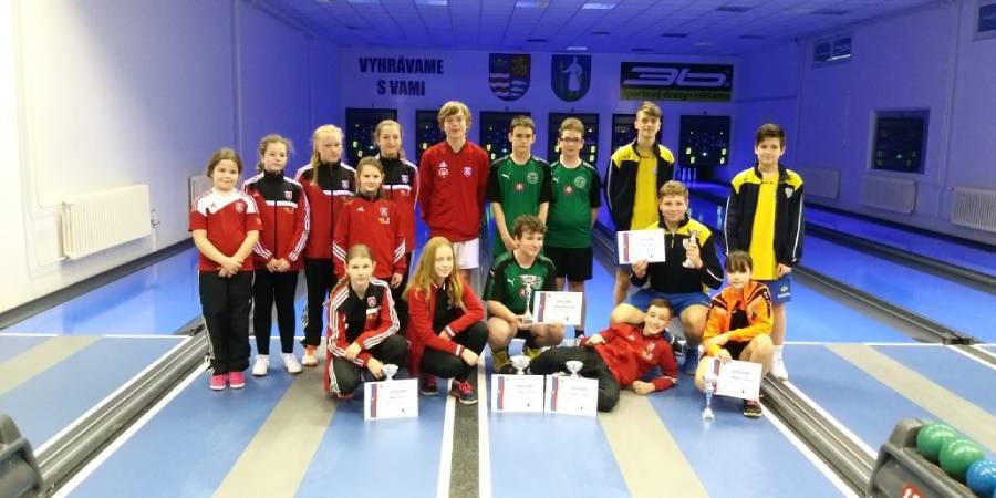 Účastníci turnaja vo Veľkom Šariši