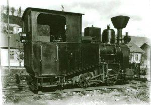 Stará Kachelmannka – jedna z prvých v podbrezovských železiarňach. Zo strojární Vyhne boli dodané spolu štyri. Foto: archív redakcie