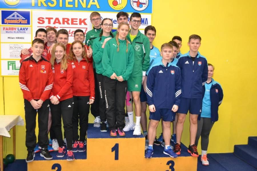 Naše družstvo skončilo v rámci prvého finálového turnaja v Trstenej na druhom mieste