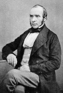 John Snow bol britský lekár a priekopník zavádzania anestézie a hygieny