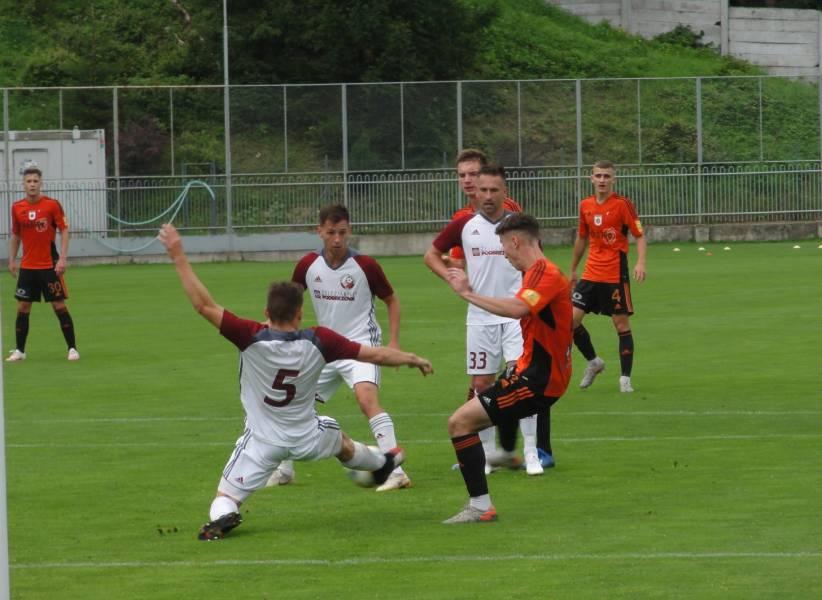 V príprave pred novou sezónou vyhrali naši futbalisti všetky štyri zápasy v domácom prostredí, výnimkou nebol ani zápas s Ružomberkom