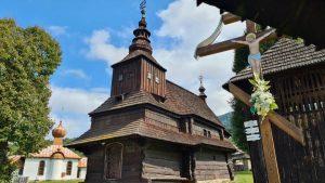 Ruský Potok, Cerkva svätého Michala