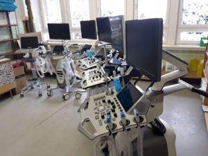 Modernizácia sonografických prístrojov zlepší kvalitu poskytovaných služieb