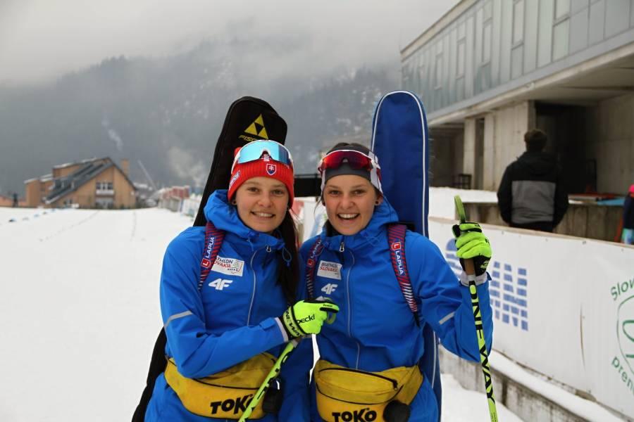 Sestry Remeňové majú za sebou premiéru v IBU pohári. Zuzane sa podarilo bodovať hneď vo svojom prvom štarte, keď skončila v rýchlostných pretekoch na 37. mieste