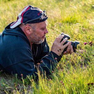 """""""Rád fotografujem v prírode."""""""