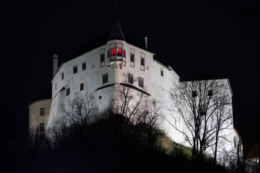Komnata Márie Séči na Ľupčianskom hrade