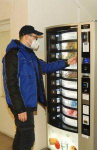 Sortiment ŽP Gastroservis s.r.o. nájdete aj v troch nových automatoch, inštalovaných v starom a novom závode. Automaty disponujú časovým zariadením, a tak môžu zamestnanci ich sortiment odoberať 24 hodín denne a na poslednú chvíľu využiť zvyšné kredity pred ukončením kalendárneho mesiaca